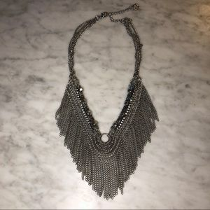 Retired Stella and Dot Fringe Stevie Necklace